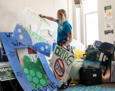 Oregon legislature and OSPIRG take on single-use styrofoam