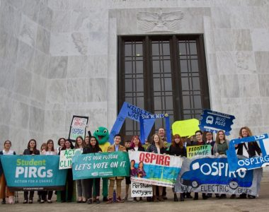 Dozens of Students at OSPIRG Lobby Day
